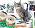 Приучатель к унитазу для кошек становится все популярнее