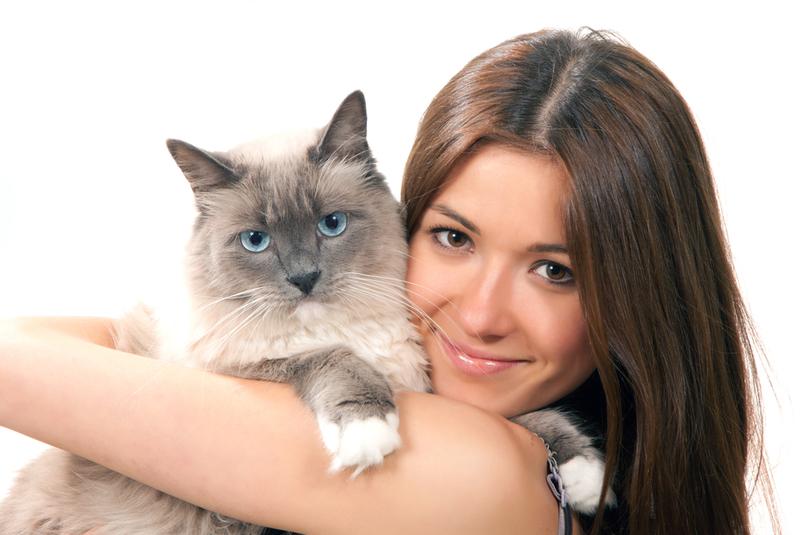 компания РЕСО-Гарантия домашние ыотограыии девушек с кошками гардеробе